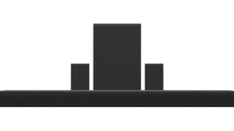 Vizio Dolby Atmos Soundbar (SB36512-F6)