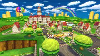 noclip.website Mario Kart