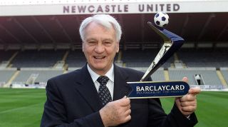 Bobby Robson Newcastle manager