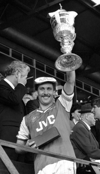 Soccer – Littlewoods Cup – Final – Arsenal v Liverpool – Wembley Stadium