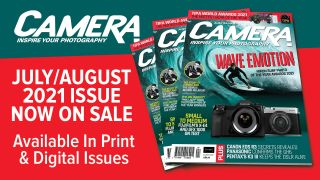 Australian Camera July/August 2021 issue cover