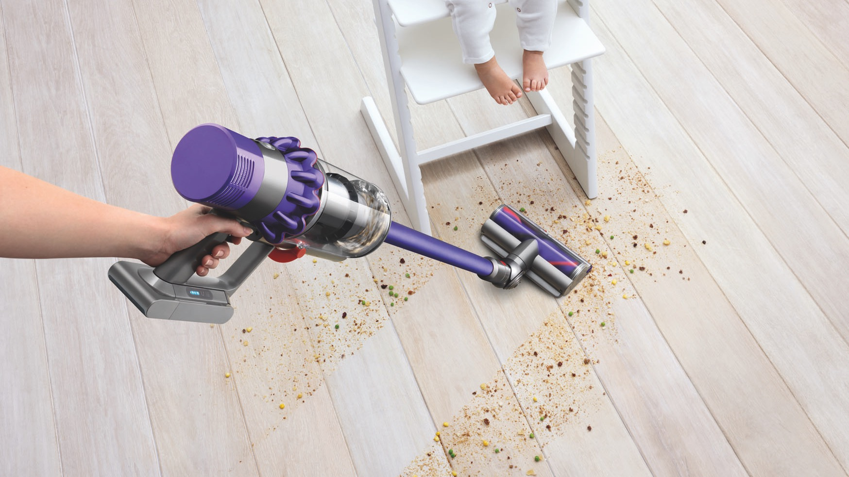 Dyson is done with corded vacuums as the powerful Cyclone V10 looks ...