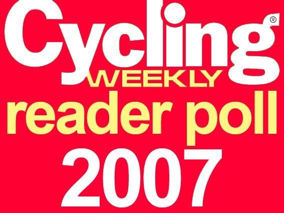 CW reader poll 2007 logo