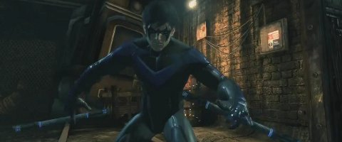 Dick Grayson Returns In Batman: Arkham City Nightwing DLC ...