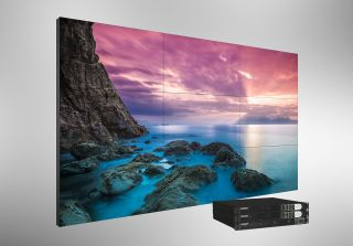 Planar and Leyard Expand Clarity Matrix Video Wall Line