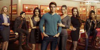 The cast of The CW's Archie comic reinterpretation, Riverdale