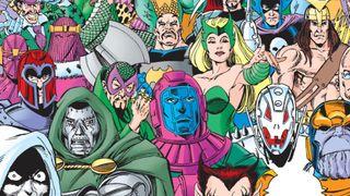 image of Avengers villains