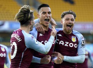 Wolverhampton Wanderers v Aston Villa – Premier League – Molineux