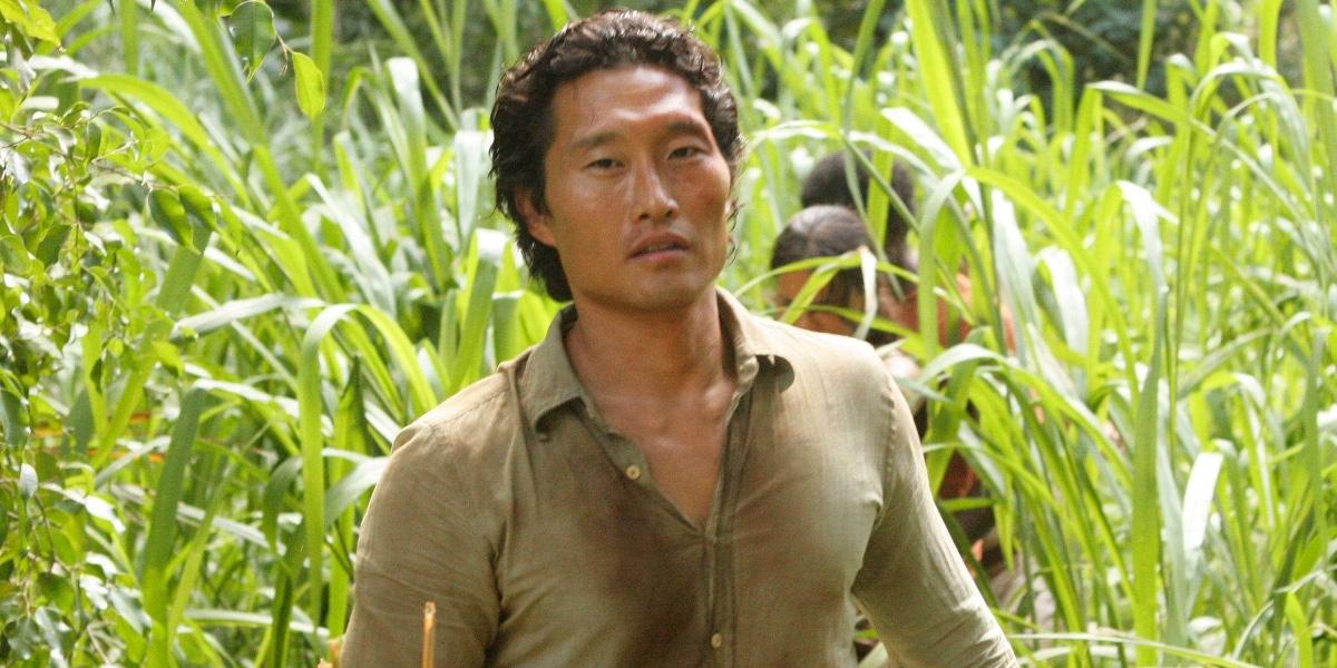 Daniel Dae Kim as Jin-Soo Kwon in Lost.