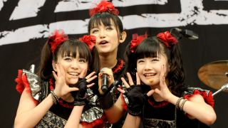A picture of Babymetal