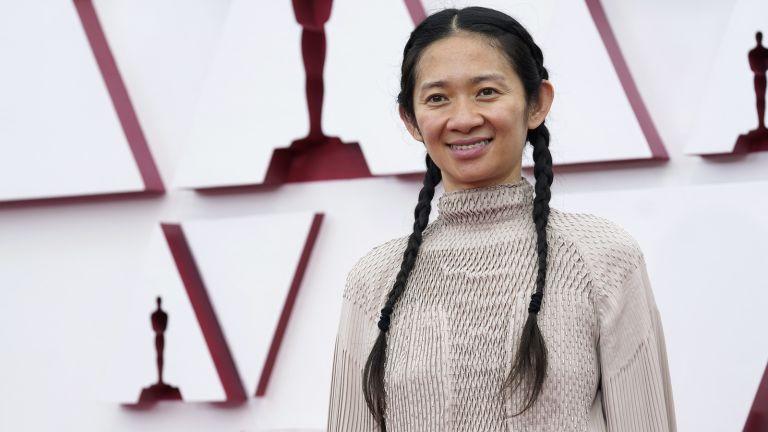 nomanland, Chloé Zhao, oscars