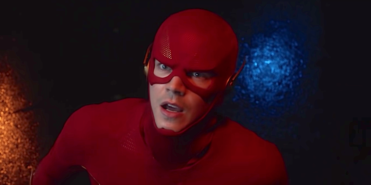 The Flash Season 7 Has Halted Production Over Positive COVID Test