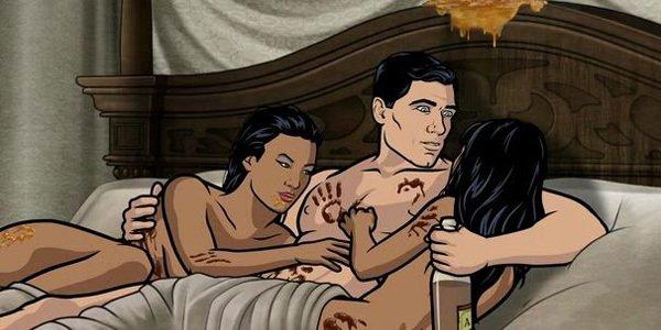 Archer tv show naked ladies amateur