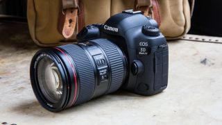 Best camera: Canon EOS 5D Mark IV
