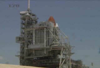 Weather Still a Concern as Shuttle Countdown Continues