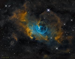 Bubble Nebula Chadha
