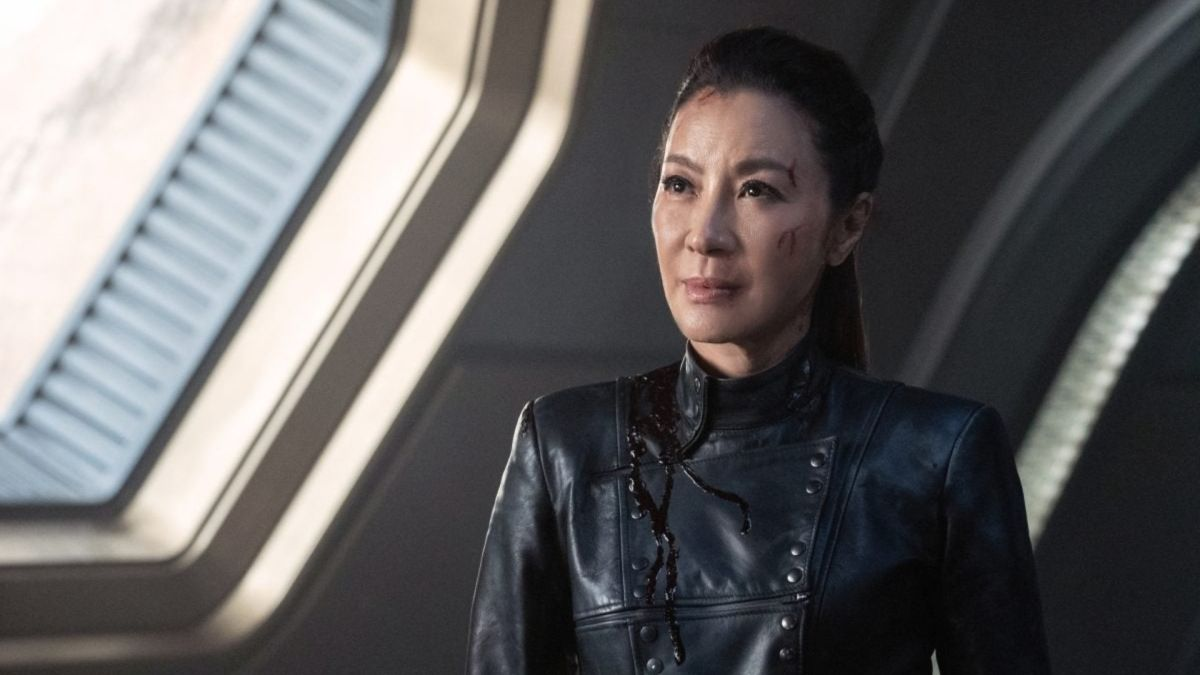 """Star Trek: Discovery season 3, episode 2 review: """"Potentially the closest thing to a Trek/Wars crossover we'll ever see"""""""