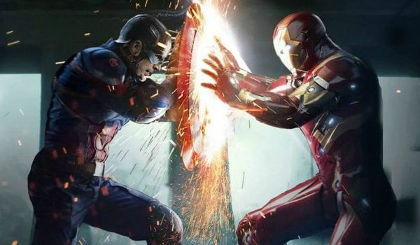 Civil War Marvel Cinematic Universe