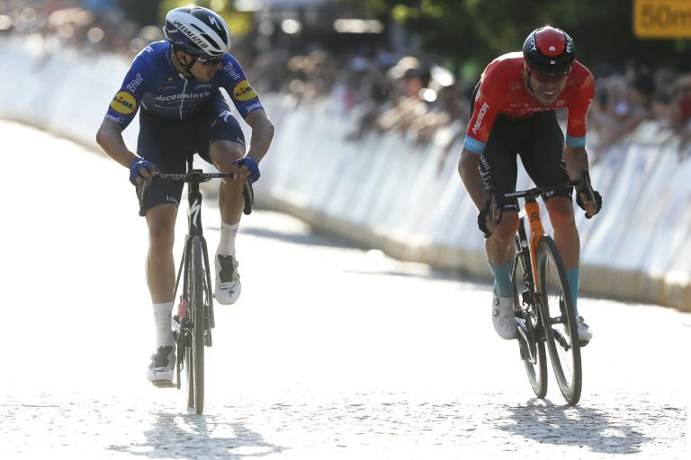 Phil Bauhaus wins the opening stage of the Tour of Poland