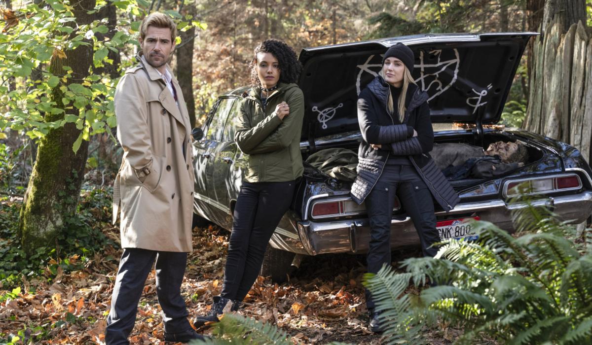 legends of tomorrow season 5 charlie constantine sara the cw supernatural impala