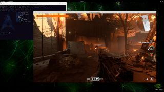 Nvidia ray tracing on ARM shown with Wolfenstein: Youngblood demo
