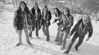 Foreigner in 1977