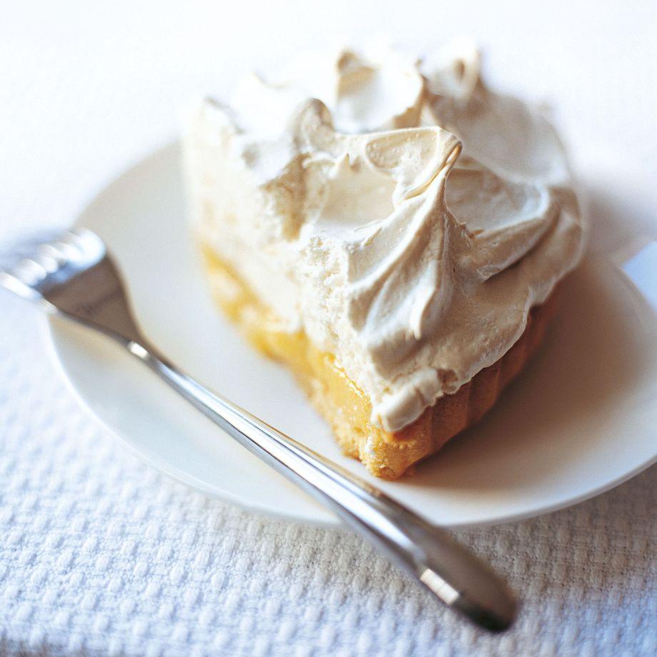 Lemon and Lime Meringue Pie