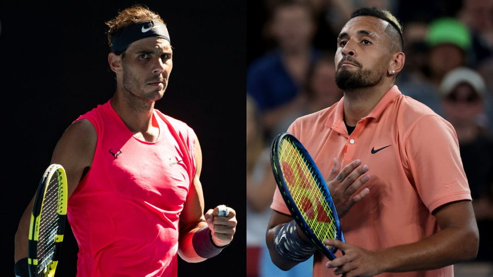 Rafael Nadal vs Nick Kyrgios live stream: how to watch Australian Open 4th round tennis online from anywhere