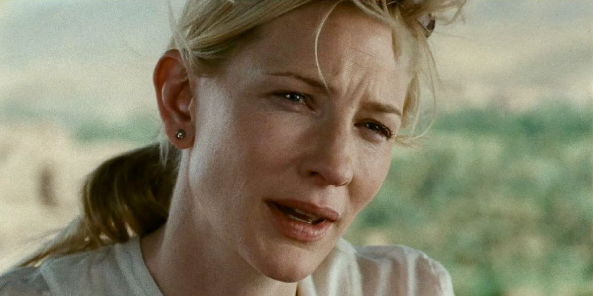 Cate Blanchett in Babel