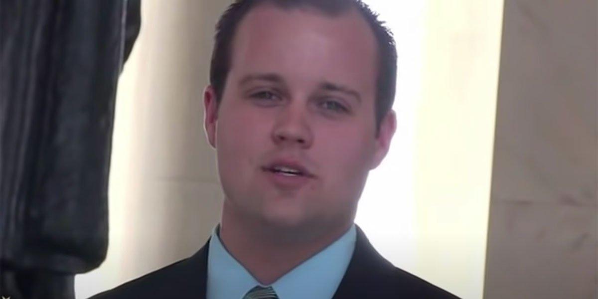 Josh Duggar YouTube video speech screenshot