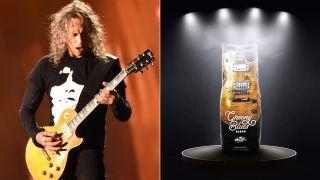 Kirk Hammett's Greeny Blues Blend
