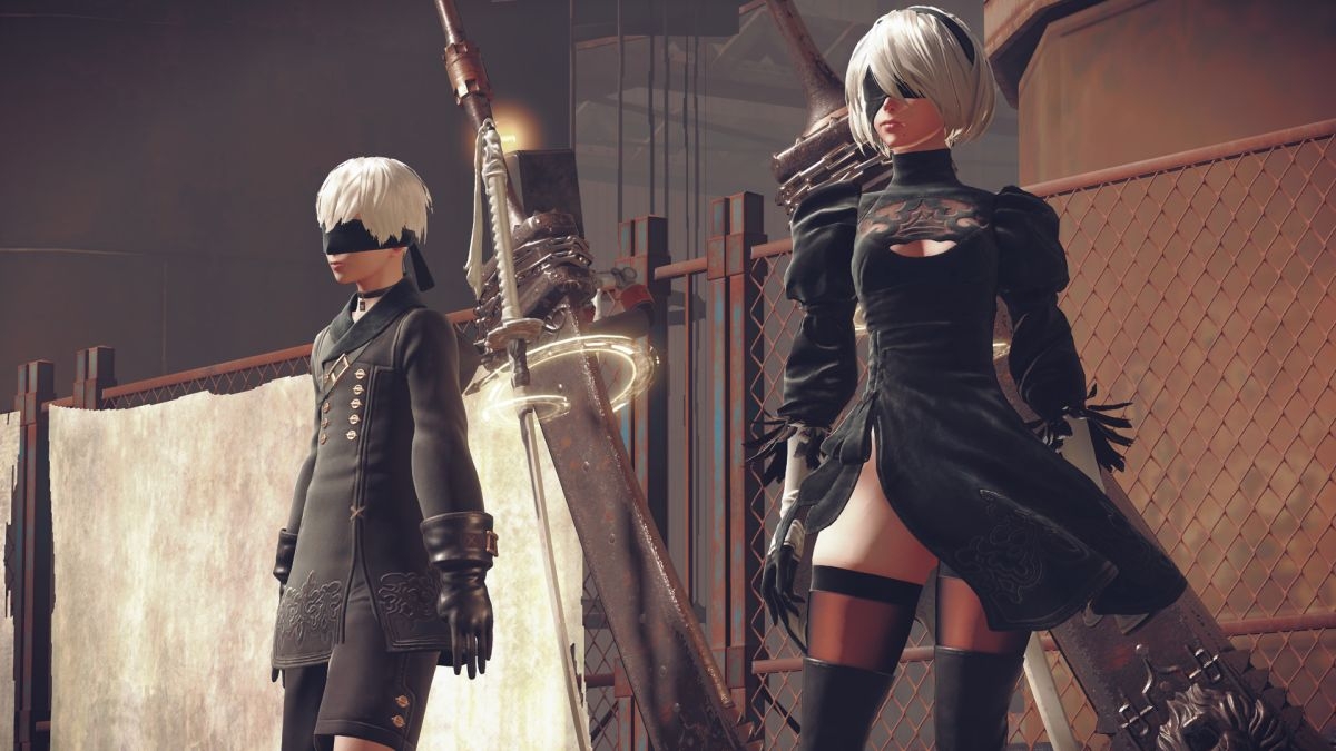 9 Things I Wish Knew Before Starting Nier Automata Gamesradar Arobots Controller Board Accepts The Basic Stamp Ii Purchased
