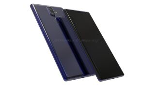 The Nokia 9 shown here looks a lot like the photo above. Credit: OnLeaks / CompareRaja