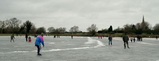 ice skating, citizen science, citizen scientists, climate change