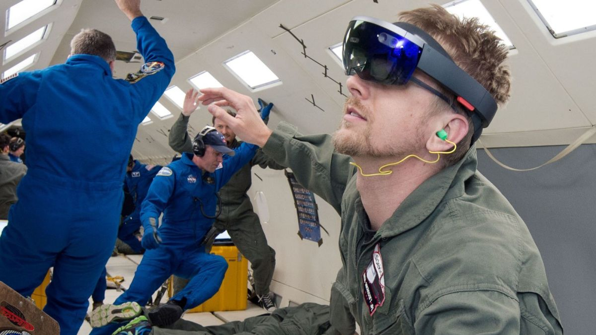 The tech that could keep astronauts happy on their missions to the stars