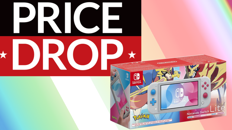 Nintendo Switch Lite Pokemon Bundle