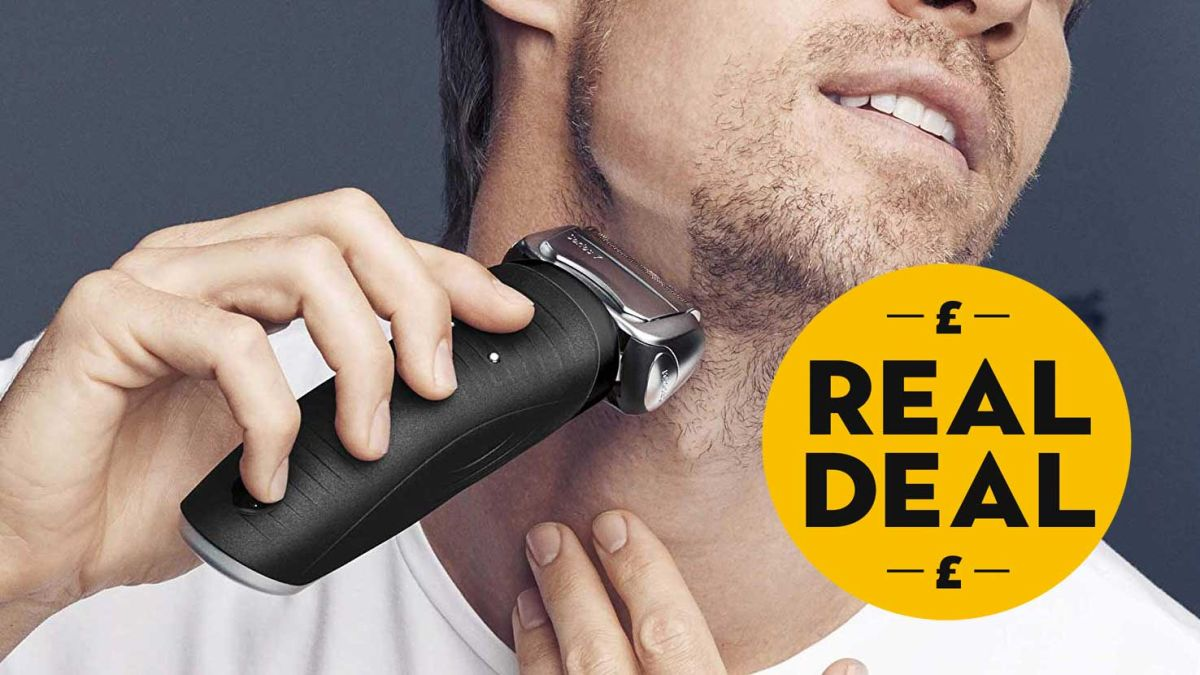 50% off the best electric shaver you can buy 倫