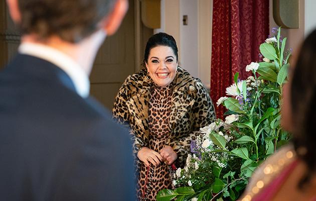 Emmerdale spoilers: She's back! Mandy Dingle returns to the village