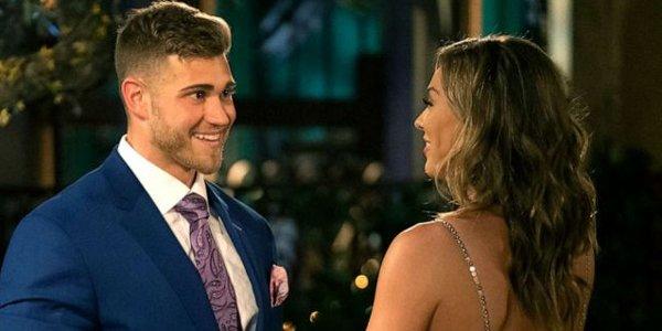 Bachelorette Hannah meets Luke P. again on the 2019 premiere ABC