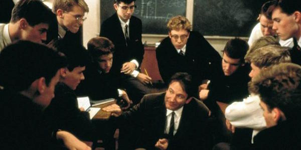 the tragic hero in the film dead poets society The tragic result - an elongated sequence undone by odd camera angles and ripe overacting - is one of the admitted missteps made by weir  dead poets society.