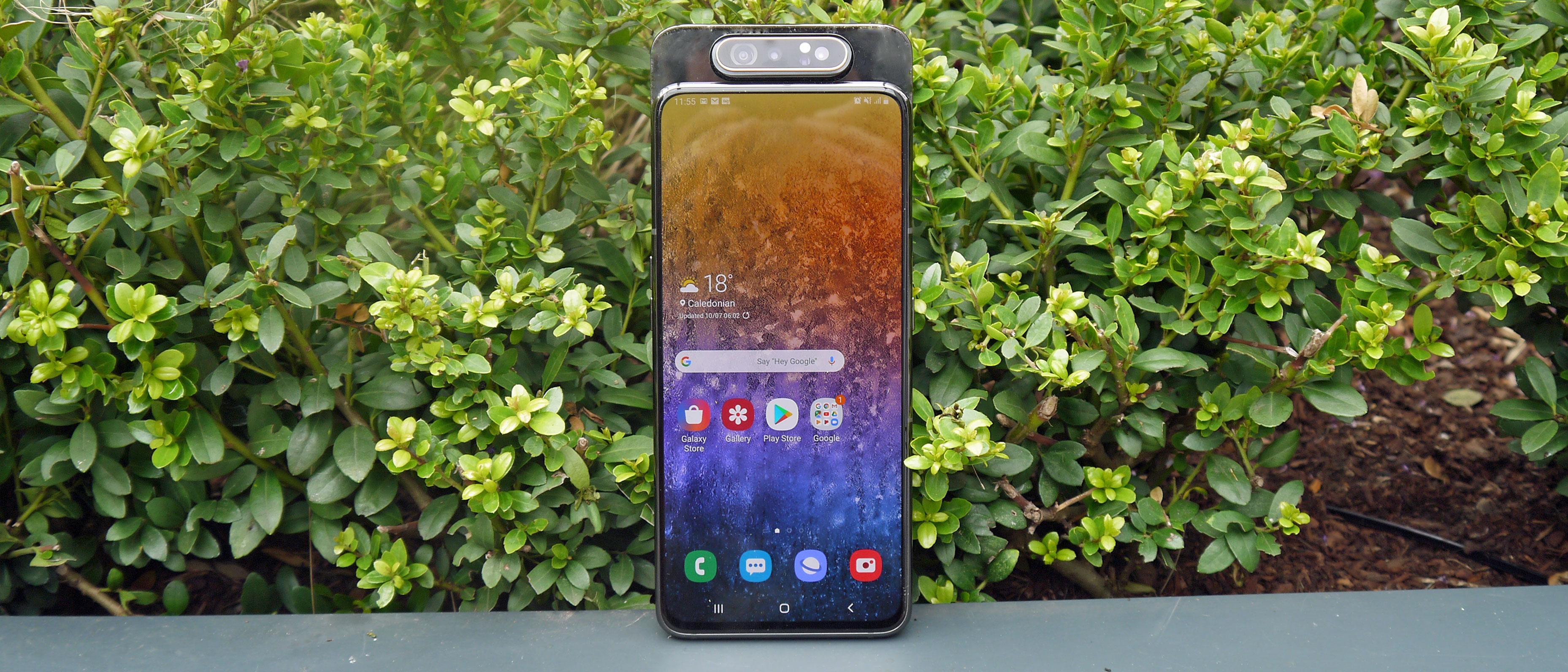 Samsung Galaxy A80 review | TechRadar