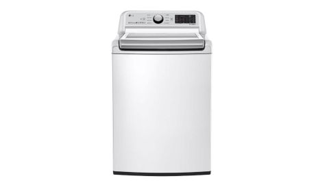 LG Smart Top Load Washer WT7300CW review