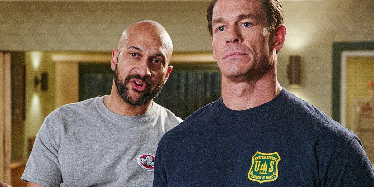 John Cena played a firefighter, now's he supporting them