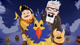 Pixar Up Remix screenshot