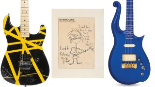 Rock Icons Auction