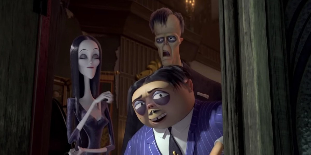 This Week In Trailers The Addams Family A Million Little