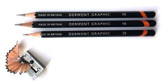 Pencil drawing in 6 simple steps