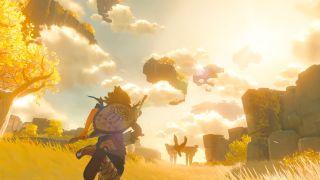 Legend of Zelda Breath of the Wild 2