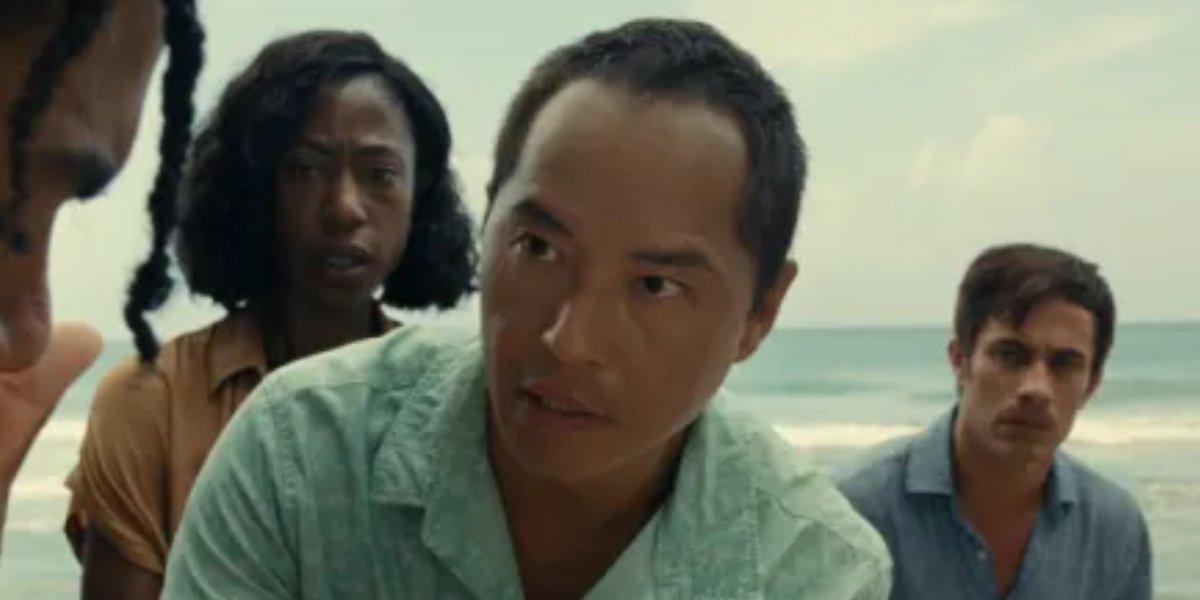 Ken Leung as Jarin in Old