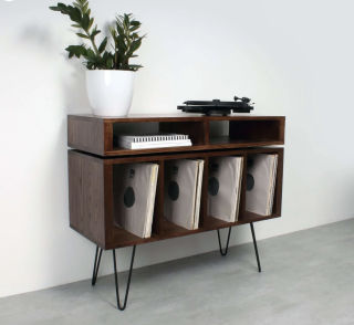 Urban Editions will build the perfect home for your turntable and vinyl